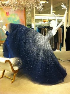 Marchesa, Saks Fith Ave.Beverly Hills