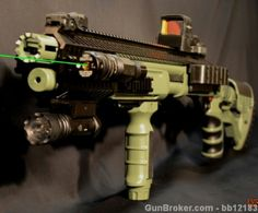 Remington 870 tactical custom