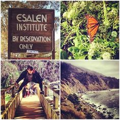 Esalen, Big Sur, CA.  Sometime next year for a class.