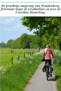 De prachtige omgeving van Woudenberg is een fietsroute van een kleine 40 kilometer die de rust van de Utrechtse Heuvelrug combineert met een stukje historie op de Grebbelinie. Fiets door het boerenland en de bossen, langs pittoreske dorpjes, over de Utrechtse Heuvelrug en langs de historische Grebbelinie. Onderweg kom je langs de Pyramide van Austerlitz, één van de hoogste punten van de Utrechtse Heuvelrug. #watdeheuvelrugmetjedoet #fietsroute #heuvelrug #grebbelinie #pyramidevanausterlitz Backpacking, Camping, Walkabout, Sweet Life, Us Travel, Netherlands, Holland, Travel Inspiration, Beautiful Places