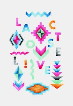 LACOSTE L!VE - Leslie David