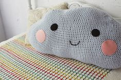 Junior, The Cloud Pillow - KnitPicks Staff Knitting Blog