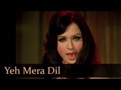 Yeh Mera Dil - Helen - Amitabh Bachchan - Don - Bollywood SuperHit Item Songs - Asha Bhosle - YouTube