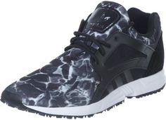 Adidas Racer Lite Schuhe schwarz blau auf Stylelounge.de