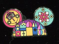 Character Ear Hat 2 Mystery Pack Small World Disney Pin