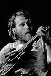 """Levon Helm, Grammy Award-winning Musician (The Band) & Actor (""""The Right Stuff"""" """"Coal Miner's Daughter"""") born in Elaine & grew up in Turkey Scratch, just west of Helena, AR."""