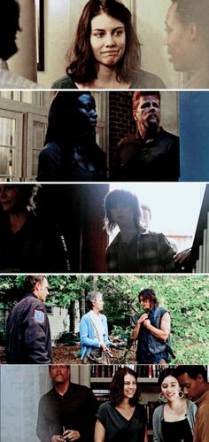 """The Walking Dead 5x13 """"Forget"""""""