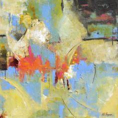 "PULSE Painting, Acrylic on Canvas, 36.0""h x 36.0""w $900"