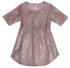 Simple Kids - Zilveren kleedje (3 - 8 jaar)