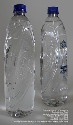 A unique bottle for a limited edition production for the re-dedication of the U of M football stadium.