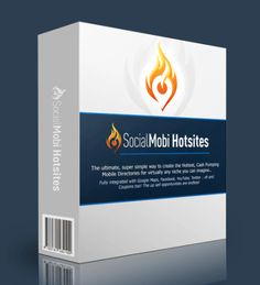 """Social Mobi Hotsites is AMAZING Product created by Neil Bosley. Social Mobi Hotsites is TOP System with 3 Simple Steps to Creates Passive Income Hotsites and GET Thousands Dollar per Month. The SocialMobi Hotsite System Creates Highly Valuable Passive Income Hotsites. Once you fill these Hotsites with your local businesses via our """"CSV Mass Upload,"""" you sign up local businesses for $50, $100 or even $1,000 per month leveraging the social proof of your pre-filled directory.The Social Mobi…"""
