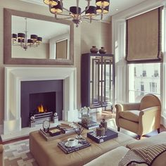 Bright and spacious formal living room from sophiepatersoninteriors
