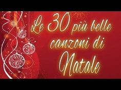 LE 30 PIU' BELLE CANZONI DI NATALE 1)Perry Como - Jingle Bells 00:00 2)Harry Belafonte – We Wish You a Merry Christmas 2:56 3)Frank Sinatra – Silent Night 7:...