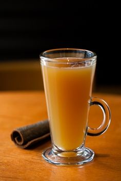 Winter Cocktail Series: Hot Buttered Cider at Big Bowl | Lettuce Entertain You