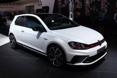 40th anniversary of the Golf GTI with the official debut of the 195 kW / 265 PS Golf GTI Clubsport