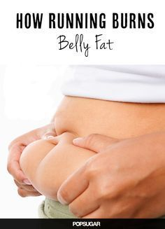How to Burn Belly Fat Faster on Your Next Run - You've been eating right and exercising for a while, but that stubborn belly fat just won't budge! Along with incorporating foods that fight fat into your diet, here are some ways to burn that pooch away while you are out on a run.