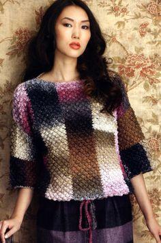 Gorgeous Noro yarn