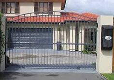 nz residential fencing - Google Search Fencing, Google Search, Outdoor Decor, Home Decor, Doors, Fences, Decoration Home, Room Decor, Home Interior Design