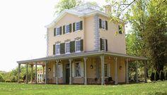 Belmont Mansion. Photo   James McClelland and Lynn Miller