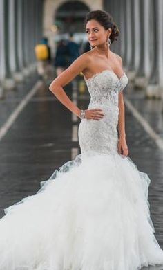 Eve of Milady 1535 Eve Of Milady Wedding Dresses, Used Wedding Dresses, Wedding Gowns, Here Comes The Bride, Big Day, Love Story, Bridal Gowns, Wedding Ideas, Hair