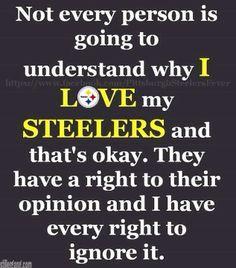 Love my Pittsburgh Steelers Steelers Pics, Steelers Gear, Here We Go Steelers, Pittsburgh Steelers Football, Pittsburgh Sports, Best Football Team, Football Baby, Steelers Stuff, Football Quotes