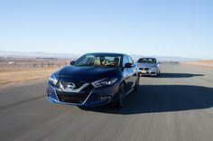 nissan maxima vs .... guess it