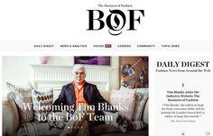 フロントローの常連「Style.com」のティム・ブランクスがBoFへ移籍   Fashionsnap.com