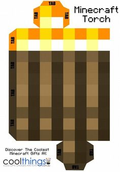 Will you pay attention to minecraft torch decor in 2015 Halloween party? - Fashion Blog
