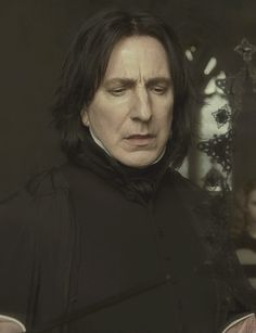 Beautiful Severus Snape