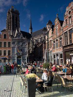 Grote Market - Mechelen, Belgium