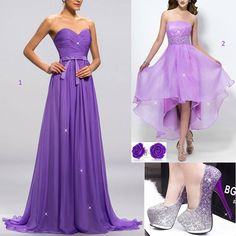 This match is really great, I love the purple and the materials is comfortable. #dress #special occasion dress #party dress #elegant #dressv