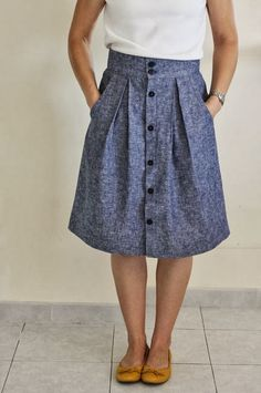 Four Corners: Crafts: Kelly Skirt