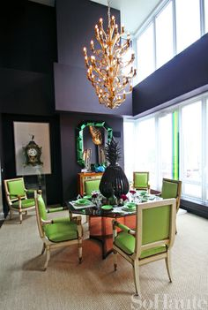 Kips Bay Decorator Show House 2012: A Look Inside My Favorite Rooms  Dining Room by Todd Romano