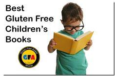 Best Gluten Free Books for Children here http://www.gfreek.com/Gluten_Free_Kids_Book.html