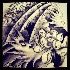 tattoosketchinprogress  by *WillemXSM
