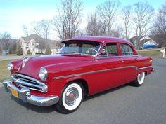 1954 Dodge Coronet 4-Door Sedan