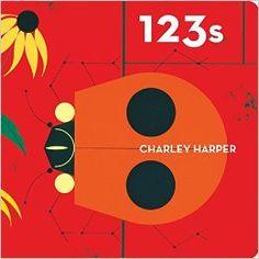 Amazon.com: 123s (9781934429228): Charley Harper: Books