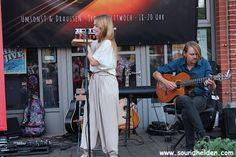 Mia Diekow bei den Knust Acoustics   Knust Lattenplatz   06. August 2014