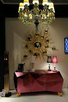 Boca do Lobo modern furniture on the blog today