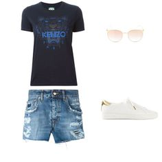 Love this outfit from Farfetch...via ClosetSpace