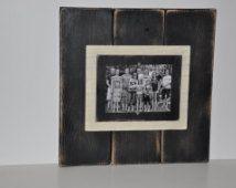 5x7 Rustic, Primitive Picture Frame