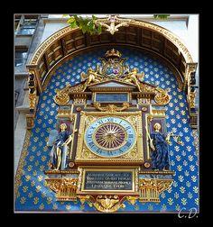 Oldest Tic-tac in Paris - Paris, Ile-de-France