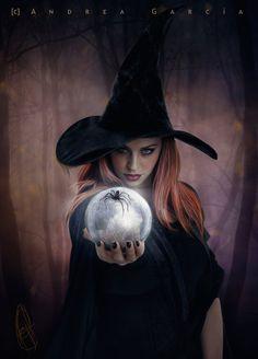 Happy Halloween! Credits: Model: faestock.deviantart.com/art/Wi…Forest: umbradenoapte-stock.deviantart…Leaves: maureenolder.deviantart.com/ar…S...