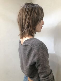 Pin on ショートヘアスタイル Pin on ショートヘアスタイル Medium Hair Styles For Women, Medium Hair Cuts, Short Hair Cuts, Short Hair Styles, Japanese Haircut, Mullet Haircut, Hair Arrange, Hair Color And Cut, Hair Photo