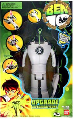 Ben 10 Toys Deluxe 8 Inch Metamorfigure Figures Are The Second Wave Of Action