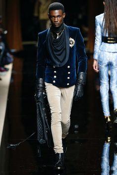High Fashion Men, Mens Fashion, Estilo Dandy, Christophe Decarnin, Dandy Style, Balmain Men, Gq Men, Facon, Couture Fashion