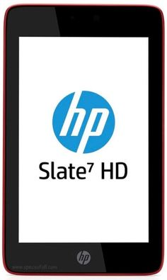 HP Slate 7 HD - Full Specifications, Price