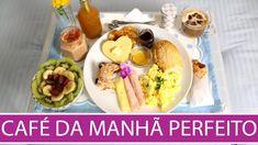 CAFÉ DA MANHÃ PERFEITO | Dia das Mães - wFashioista Tacos, Mexican, Coffee, Ethnic Recipes, Food, Youtube, Make Breakfast, Homemade Gift Baskets, Perfect Breakfast