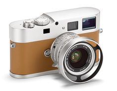 Leica M9-P Edition Hermès camera (© Leica) #Photography #Luxe #Camera