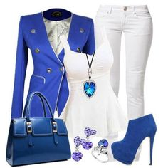 Love the blue